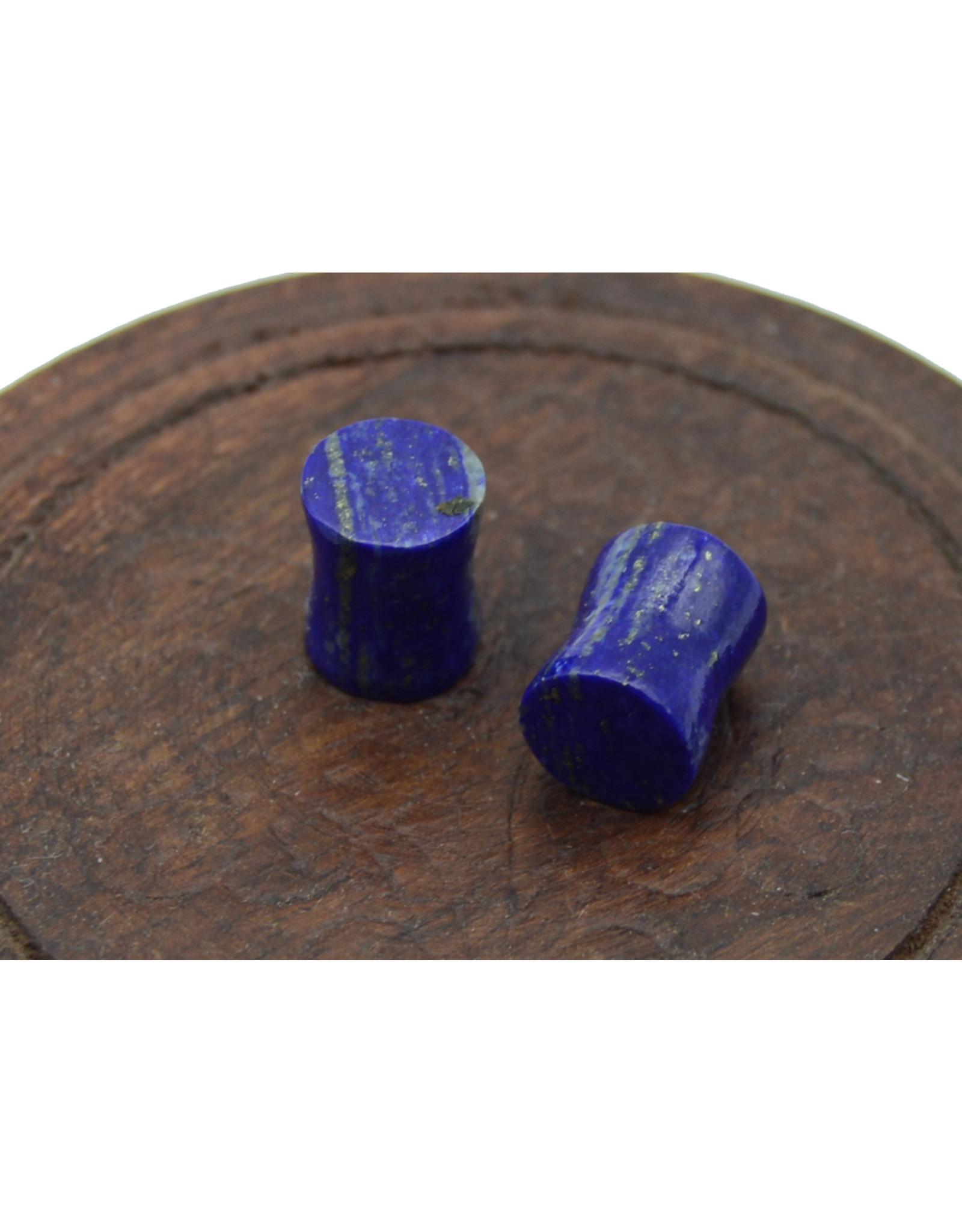 Lapis Lazuli Ear Plugs