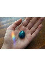 Échantillon Apatite bleue