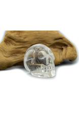 Crâne Quartz Quartz Lémurien