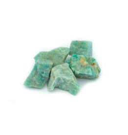 Échantillon Amazonite brute grade A