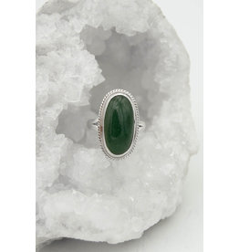 Green Aventurine Ring