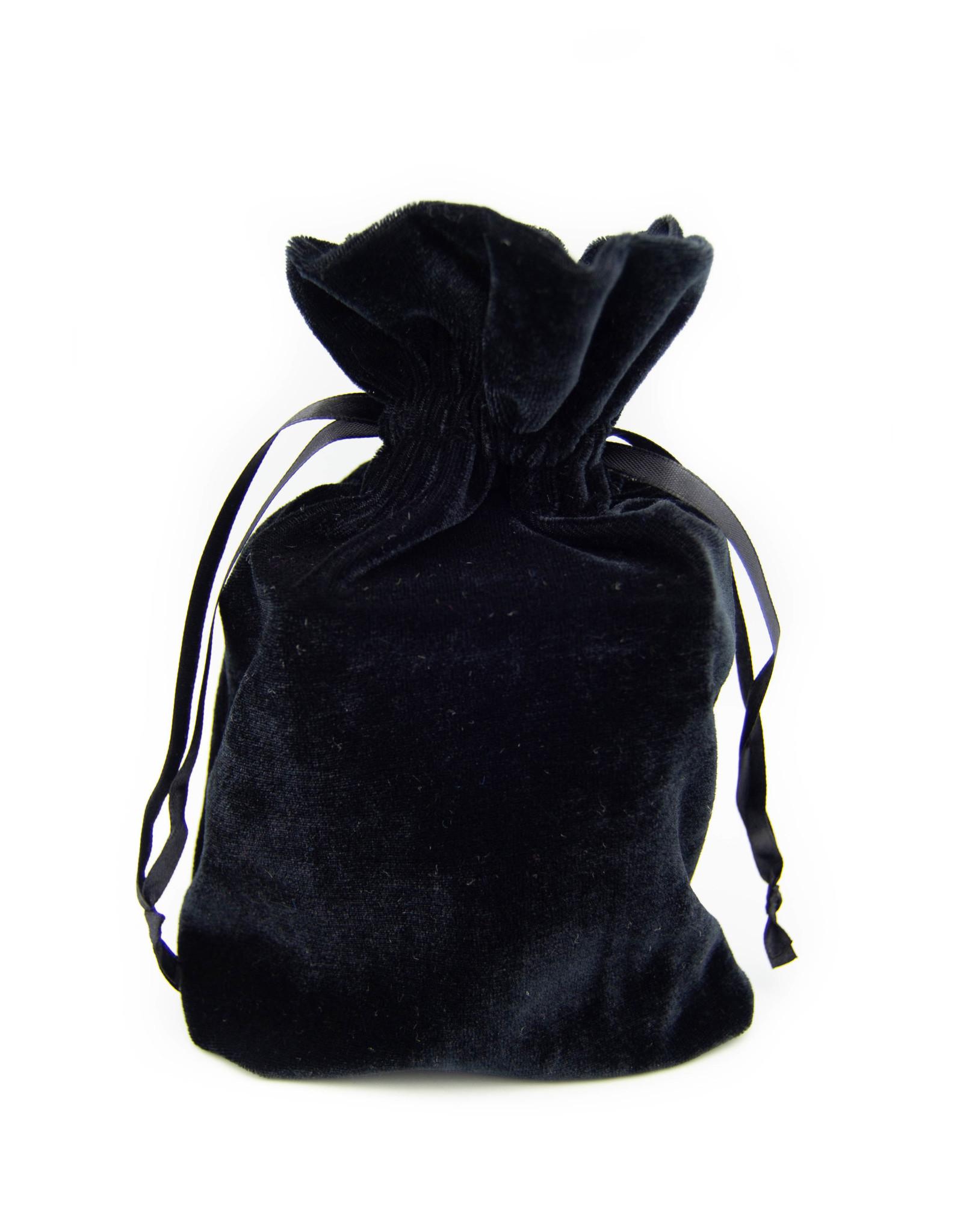 Velvet Pouch (Black)