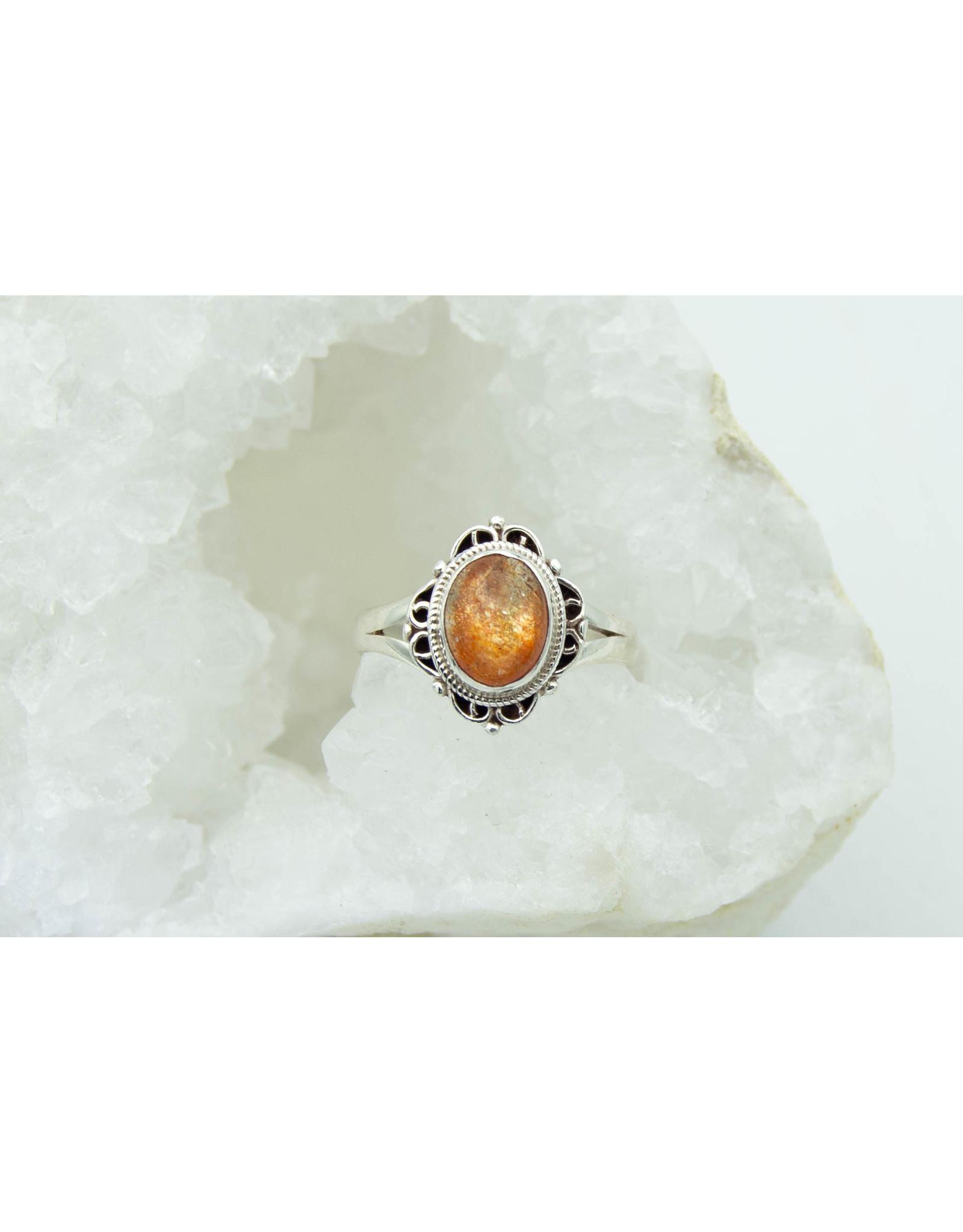 Sun Stone Ring