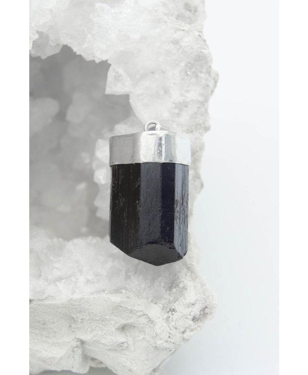 Black Tourmaline Pendant