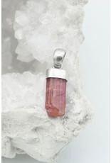 Pendentif Tourmaline rose