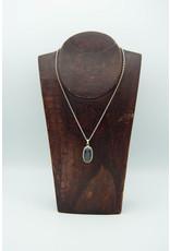 Blue Kyanite Pendant