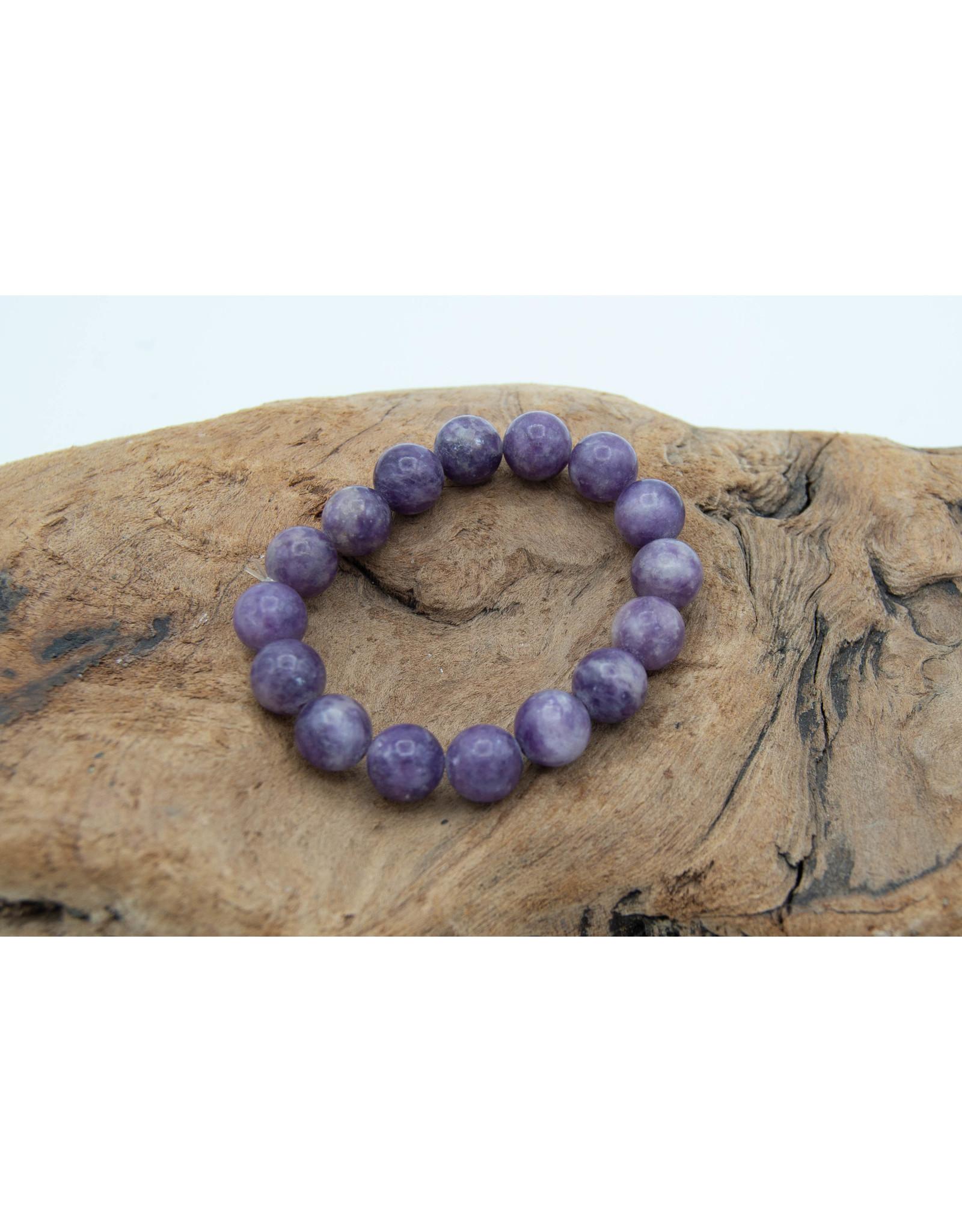 Bracelet Lépidolite