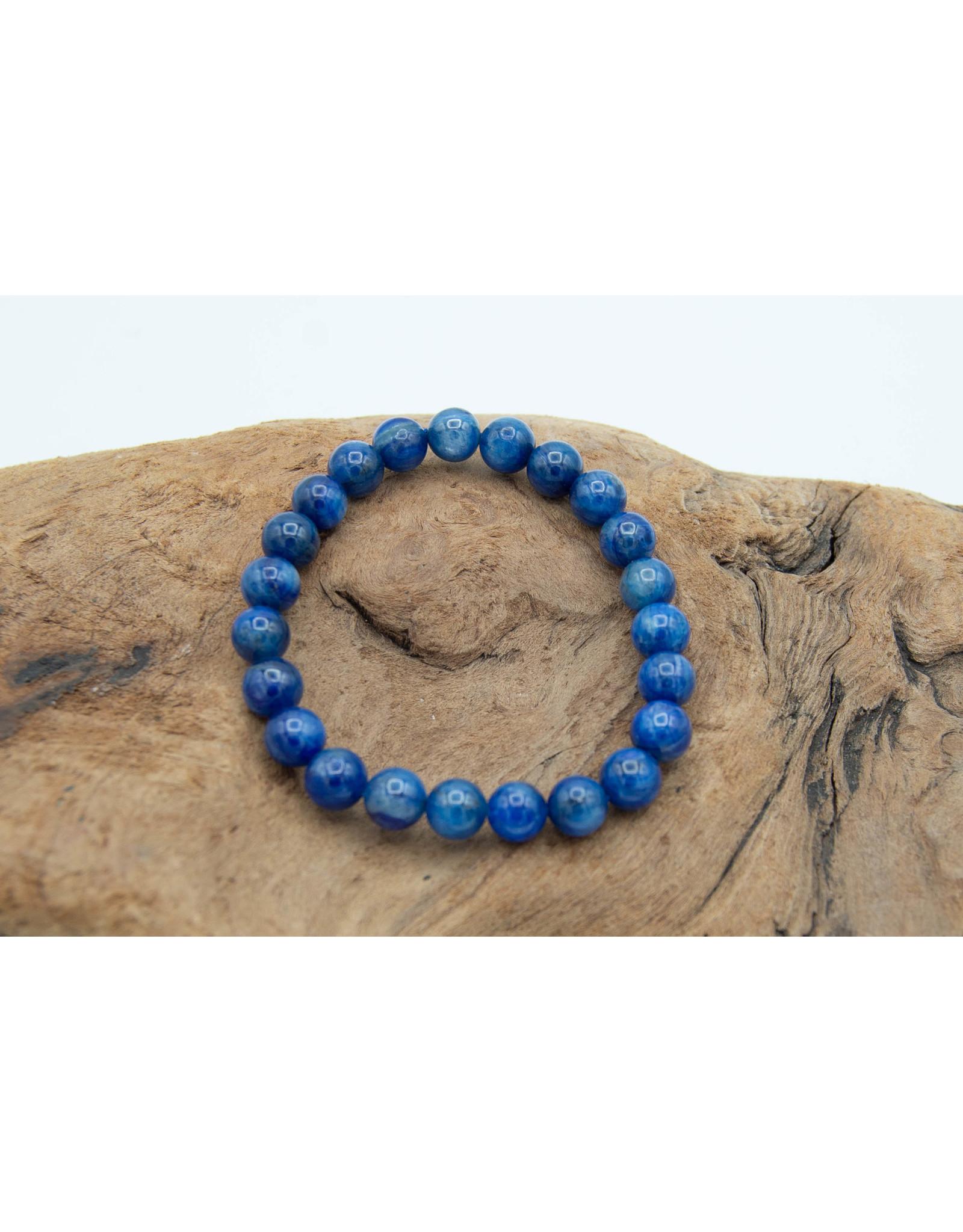 Bracelet Cyanite Bleue
