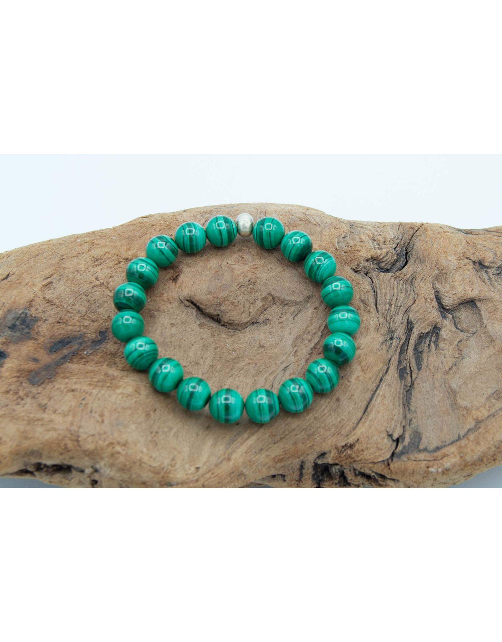 Bracelet Malachite