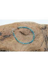 Blue Apatite Bracelet mini