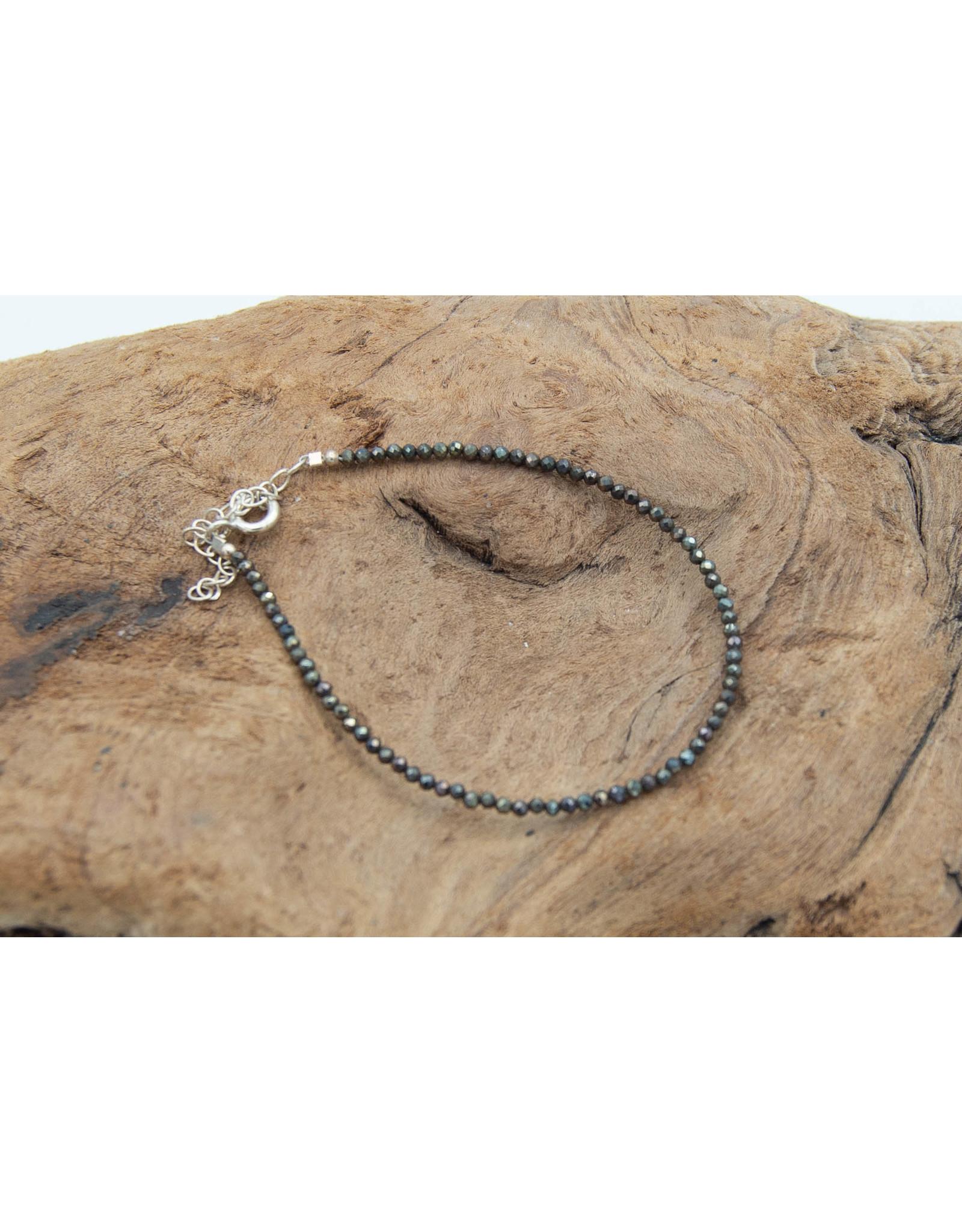 Pyrite Bracelet mini