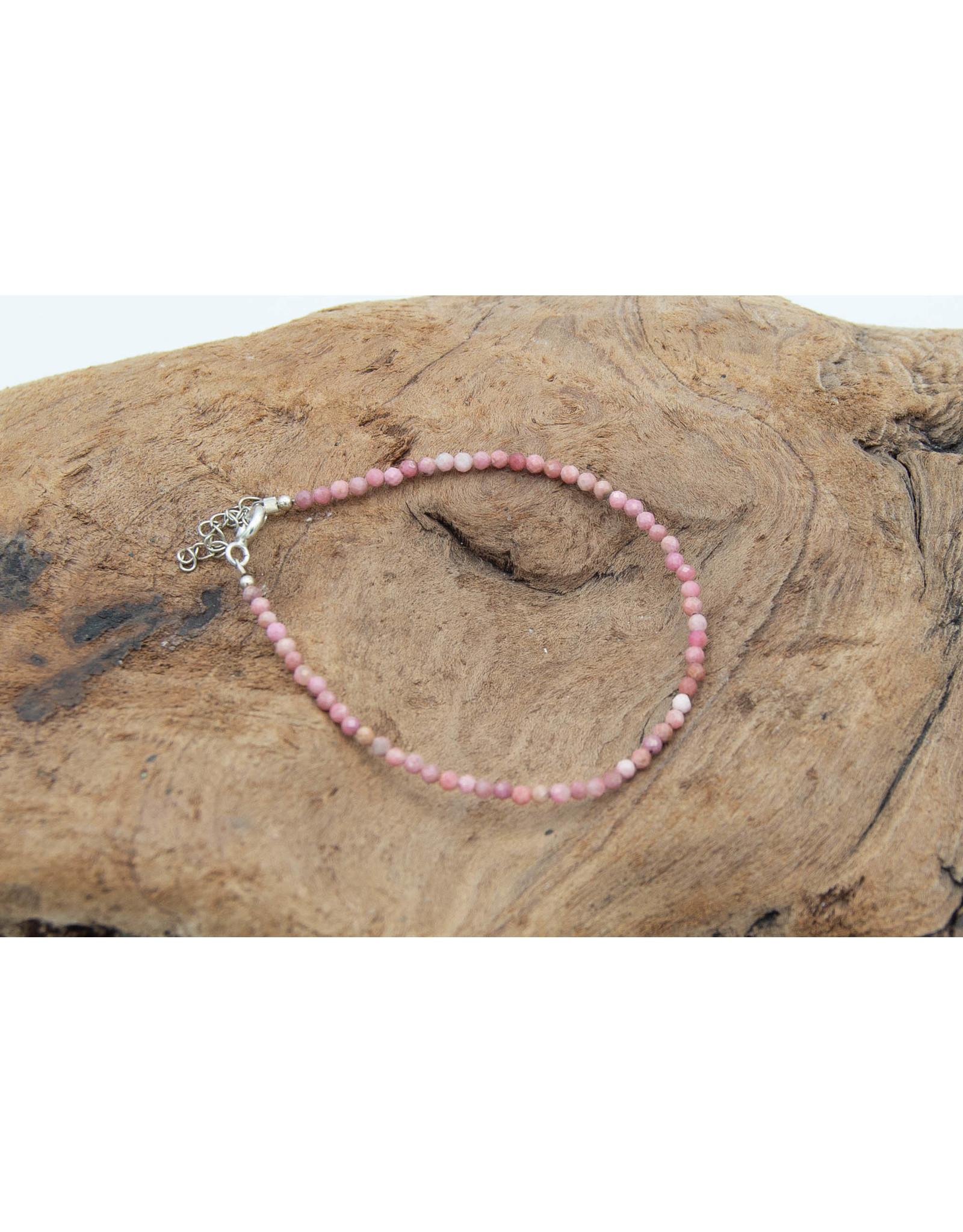 Pink Opal Bracelet mini