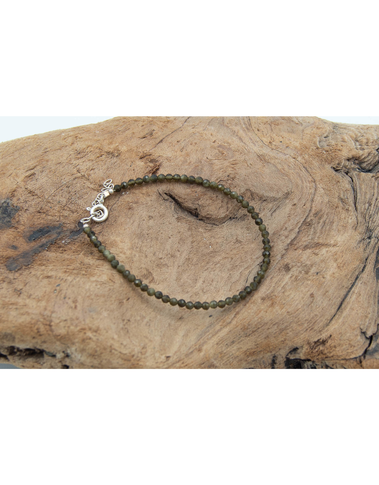 Golden Obsidian Bracelet mini