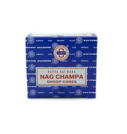 Nag Champa cones