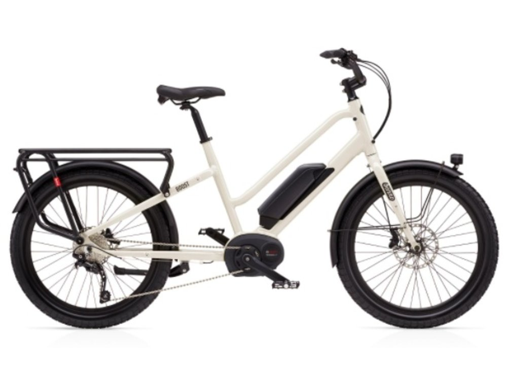 Benno Benno Boost E Step Through Electric Bike