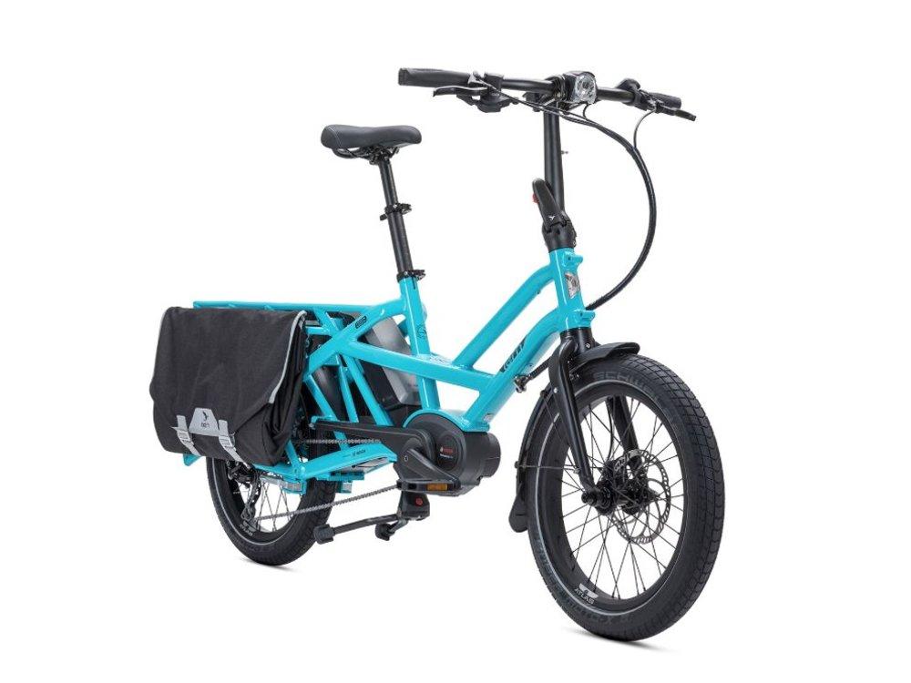 Tern Tern GSD S10 (900 Wh) Electric Bike