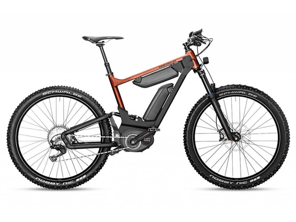Riese & Müller Riese & Müller Delite GX Mountain Electric Bike