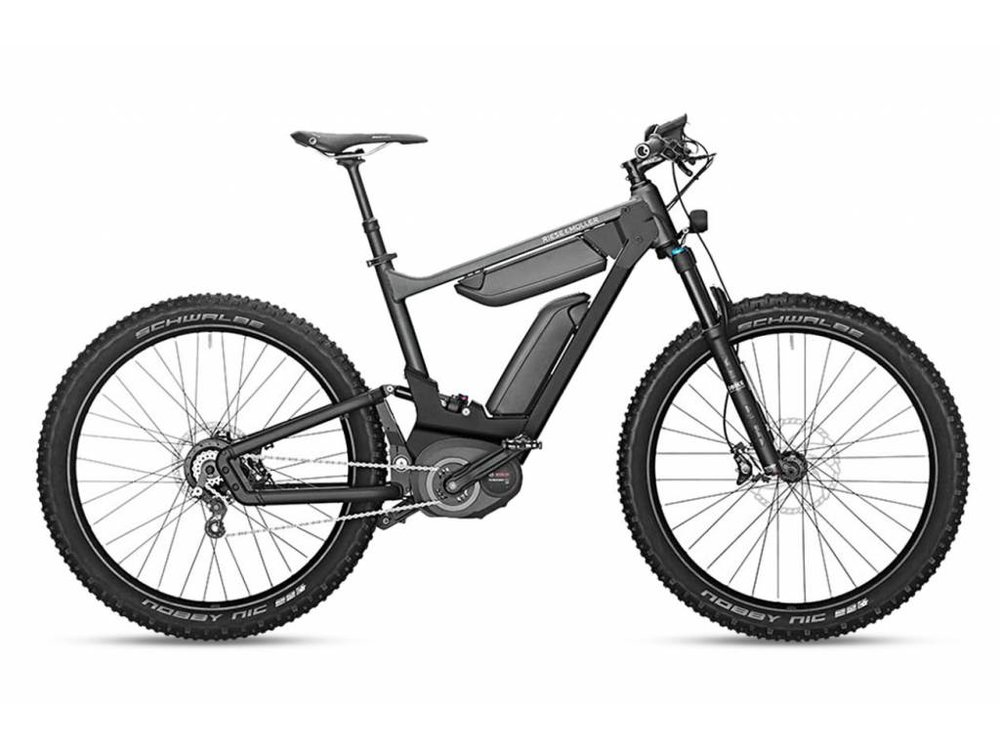 Riese & Müller Riese & Müller Delite GX Mountain Rohloff Electric Bike