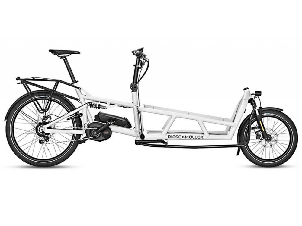 Riese & Müller Riese & Müller Load 75 Vario Electric Bike