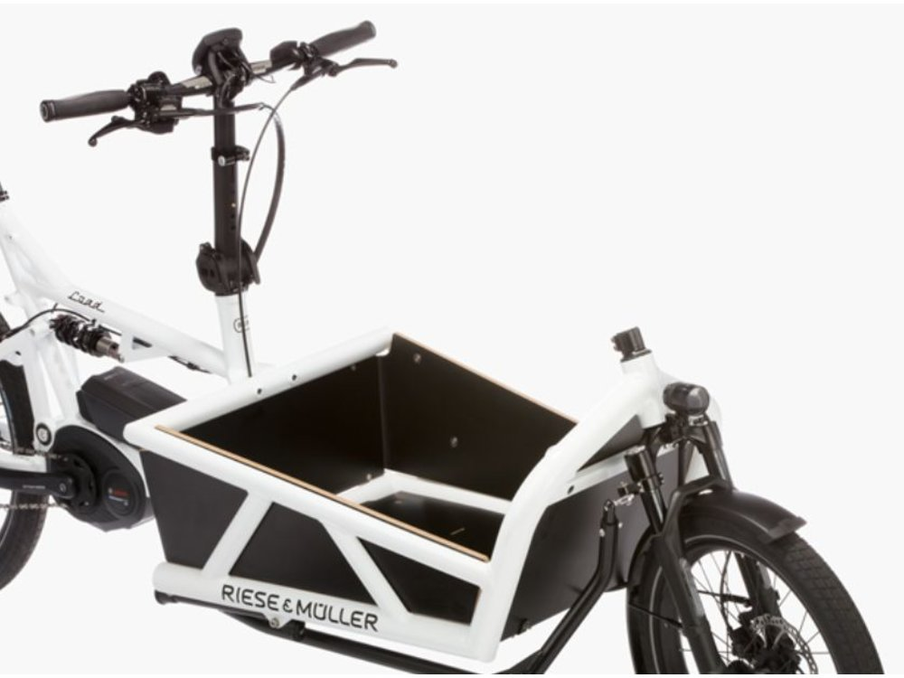 Riese & Müller Riese & Müller Load 60 Touring HS Electric Bike