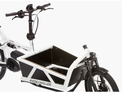 Riese & Müller Riese & Müller Load 60 Vario Electric Bike