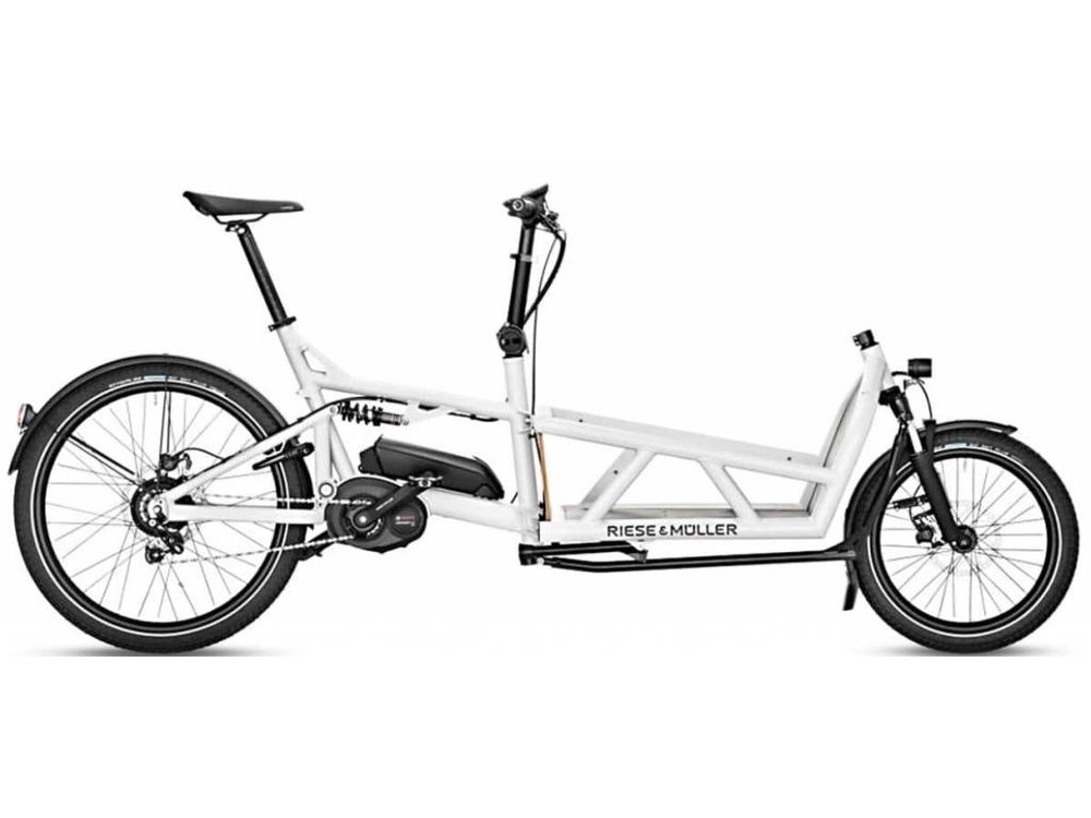 Riese & Müller Riese & Müller Load 60 Vario HS Electric Bike