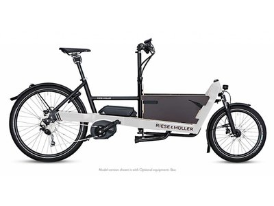 Riese & Müller Riese & Müller Packster 40 Touring HS Electric Bike