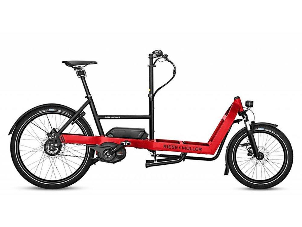 Riese & Müller Riese & Müller Packster 40 Vario Electric Bike