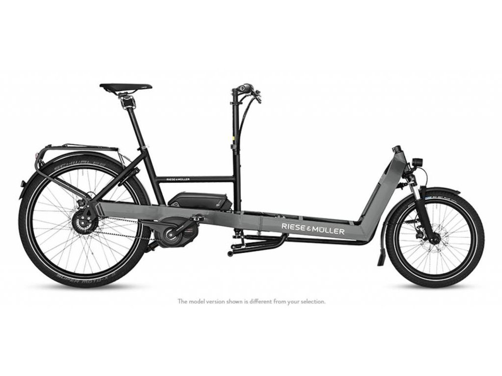 Riese & Müller Riese & Müller Packster 60 Vario Electric Bike