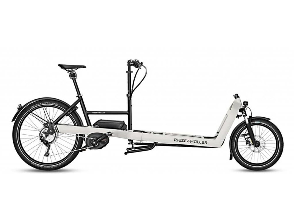 Riese & Müller Riese & Müller Packster 80 Touring HS Electric Bike