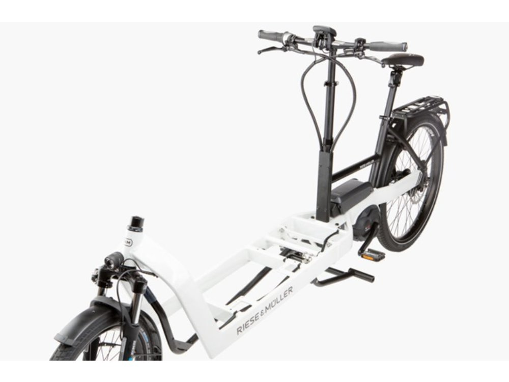 Riese & Müller Riese & Müller Packster 80 Vario Electric Bike