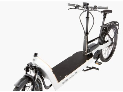 Riese & Müller Riese & Müller Packster 80 Vario HS Electric Bike