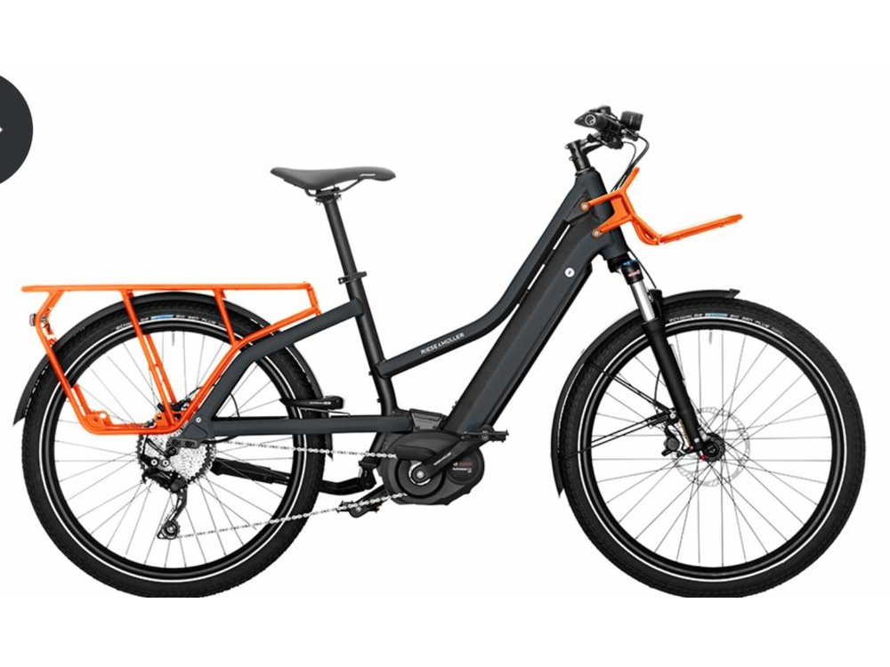 Riese & Müller Riese & Müller Multicharger Mixte GX Touring HS Electric Bike