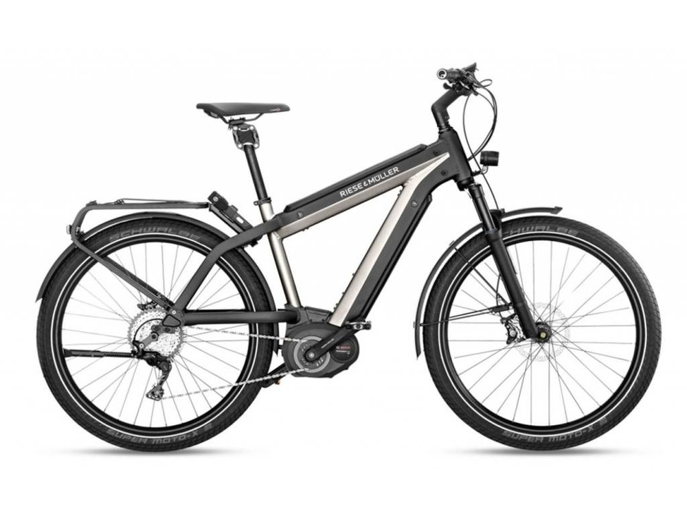 Riese & Müller Riese & Müller Supercharger GT Touring Electric Bike