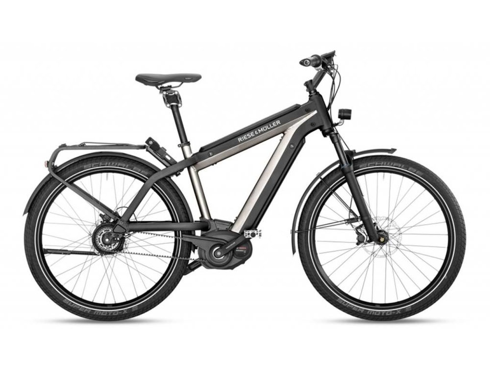 Riese & Müller Riese & Müller Supercharger GH Vario Electric Bike