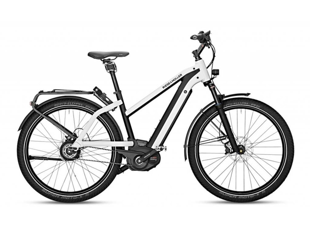 Riese & Müller Riese & Müller Charger Mixte GT Vario HS Electric Bike