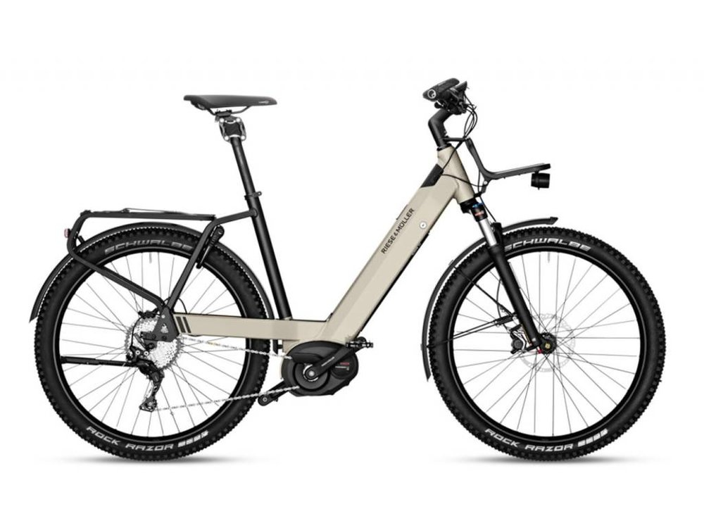 Riese & Müller Riese & Müller Nevo GX Touring HS Electric Bike