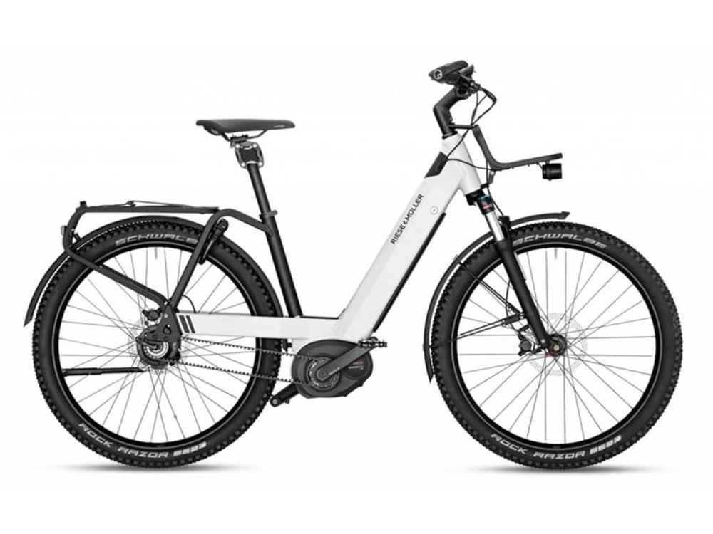 Riese & Müller Riese & Müller Nevo GX Rohloff HS Electric Bike