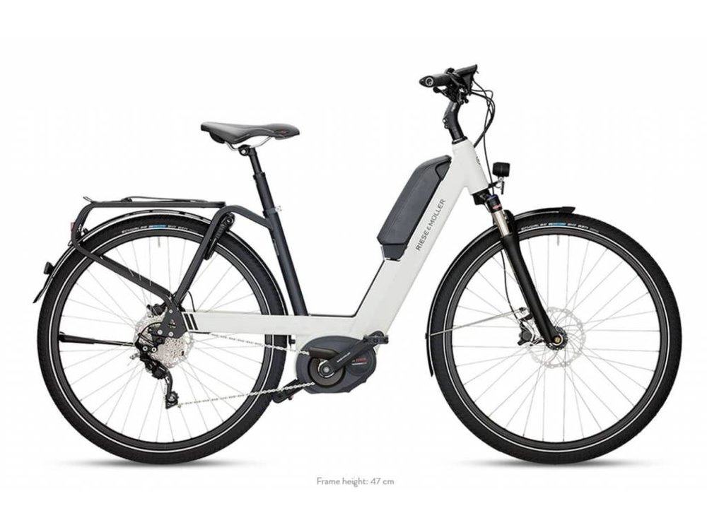 Riese & Müller Riese & Müller Nevo Touring HS Electric Bike