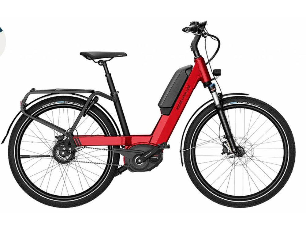 Riese & Müller Riese & Müller Nevo Vario HS Electric Bike