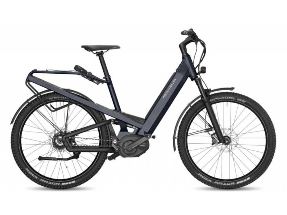 Riese & Müller Riese & Müller Homage GT Touring HS Electric Bike