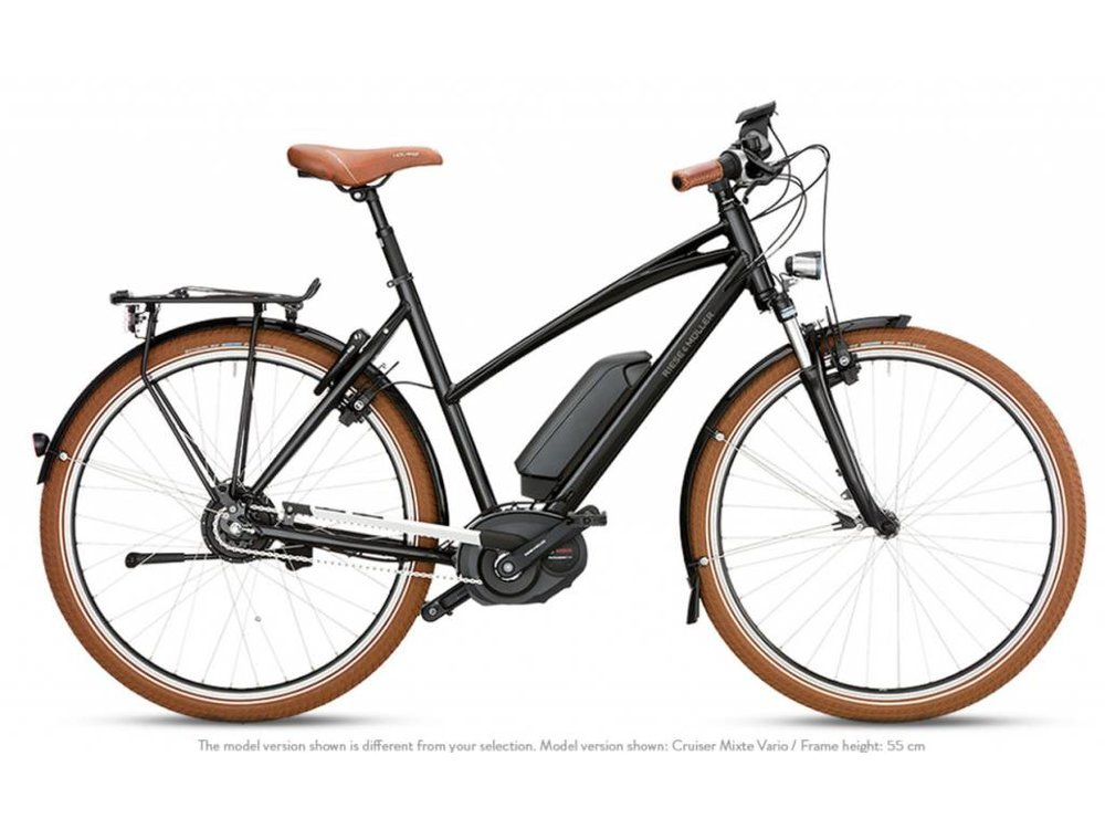 Riese & Müller Riese & Müller  Cruiser Mixte Vario Electric Bike