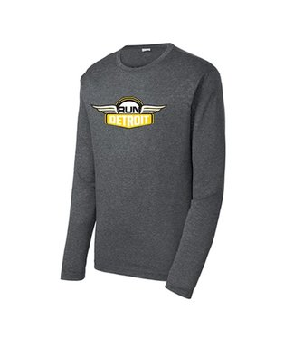 RUNdetroit Men's Tech Long Sleeve