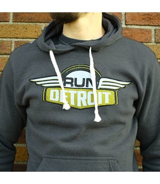 RUNdetroit Hooded Sweatshirt