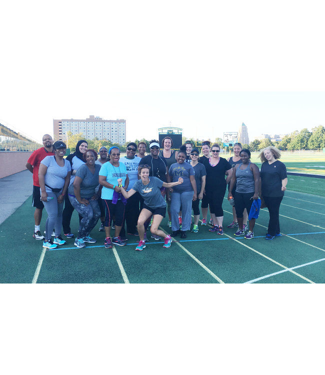 RUNdetroit Group Training: 10K Beginner's Training (Coached) Program