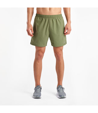 "Saucony Alpha 5"" Short"