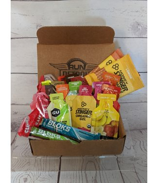 RUNdetroit 20 for $25 Nutrition Box