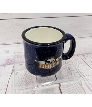 RUNdetroit Coffee Mug