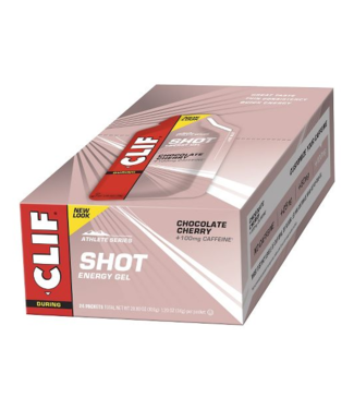 Clif Shot 24ct Box