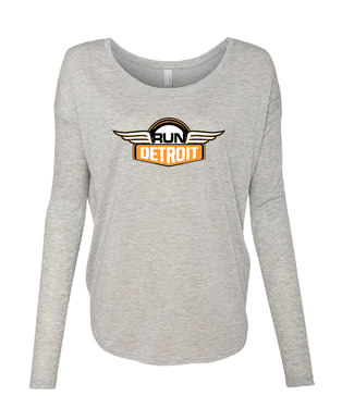 RUNdetroit Bella Long Sleeve